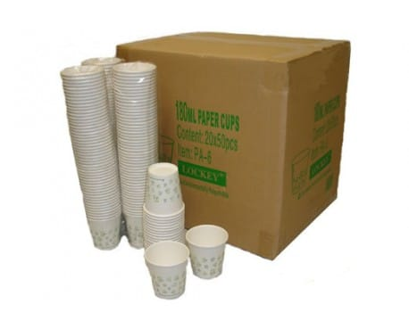 Water Chiller Disposable Cups
