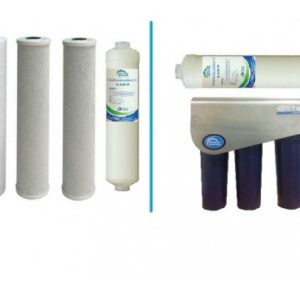 Dirt Removal Undersink Water Filter