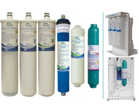 Fluoride removal RO System
