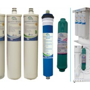 Residential Reverse Osmosis Water Filter