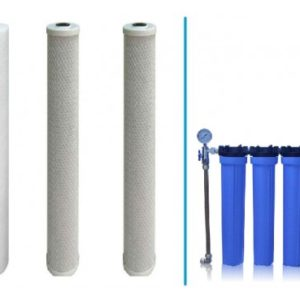 Chlorine-free Whole House Filters