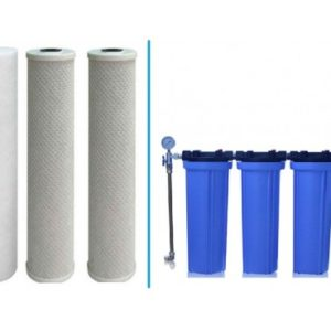 whole house water purifying system