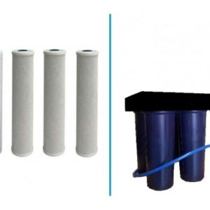 Chemical Removal Undersink Water Filter