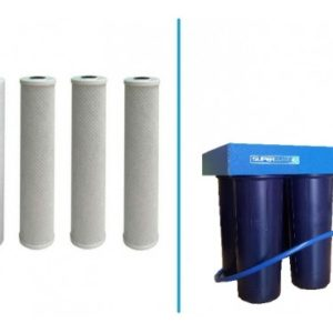 Bacteria Removal Undersink Water Filters