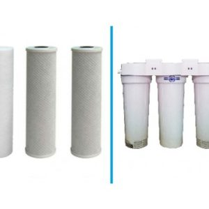 Bacteria Removal Filter Cartridge Pack