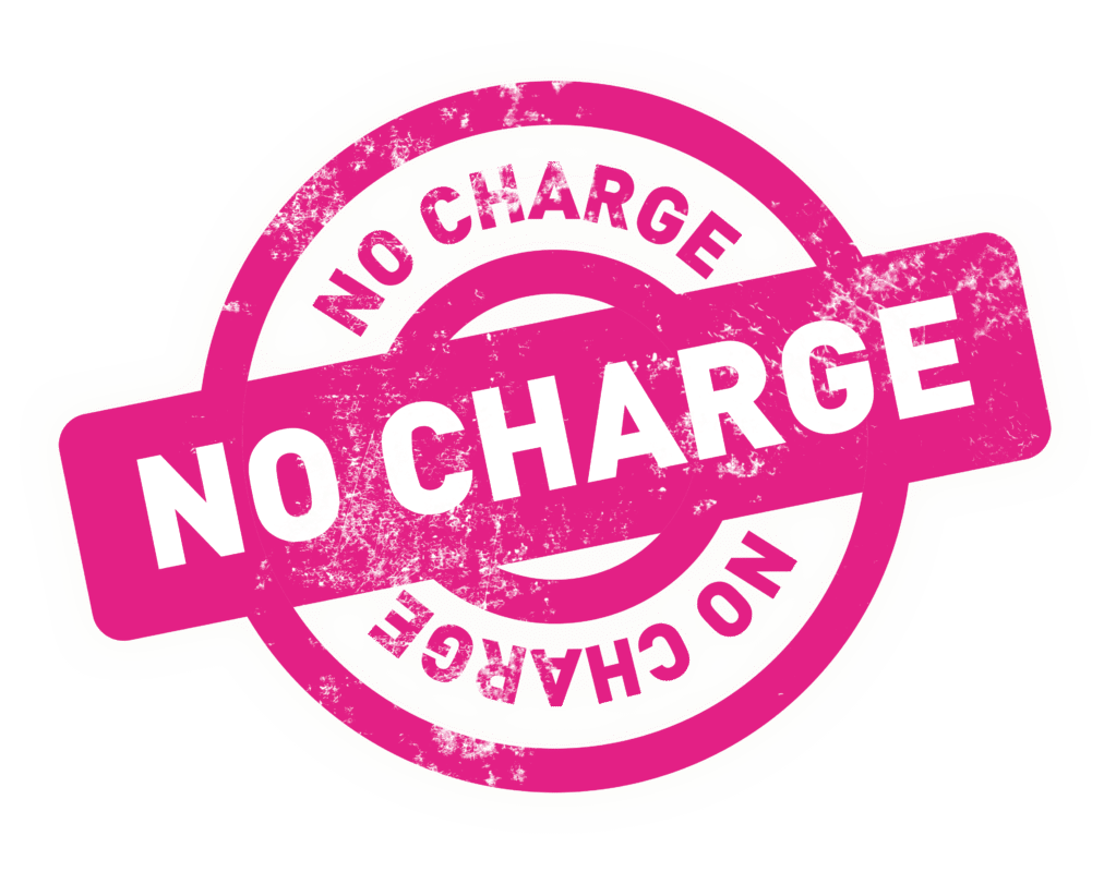 Logo No Charge