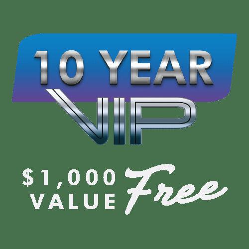 Ten Years Of Saving