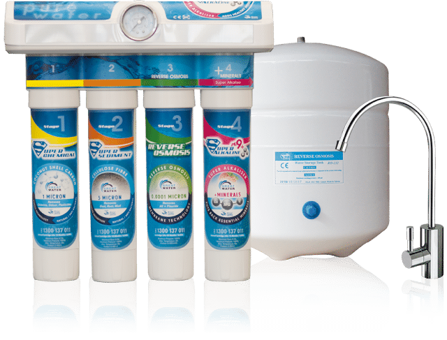 Water Filter Elite Series