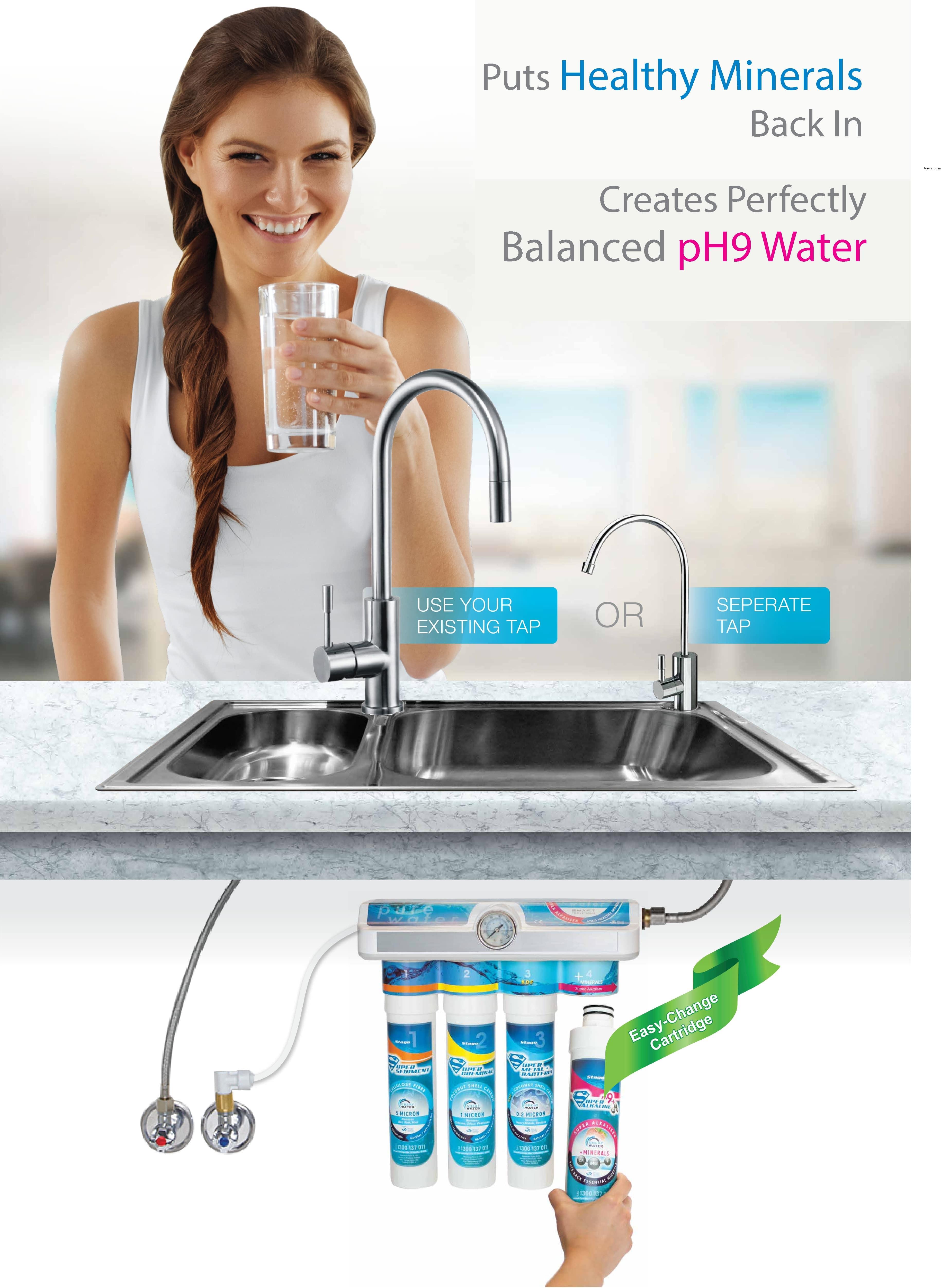 pH9 Water