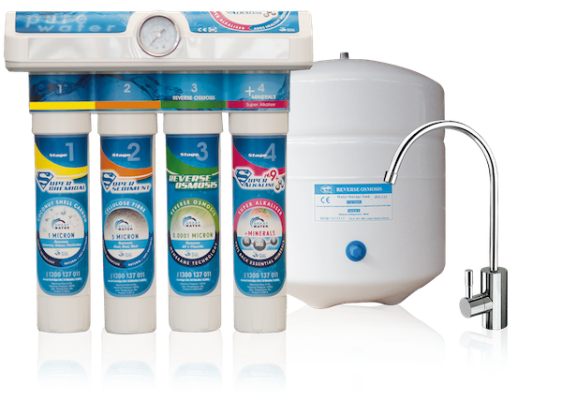 water filters Adelaide - reverse osmosis