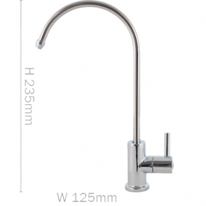 retro standard filter faucet